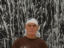 Richard Long Portrait - Photo_James Wainman. Courtesy of Lisson Gallery med
