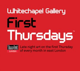 First Thursdays logo