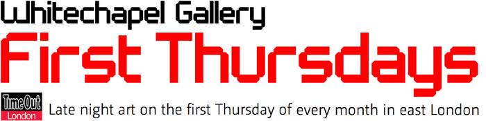 First Thursdays Logo