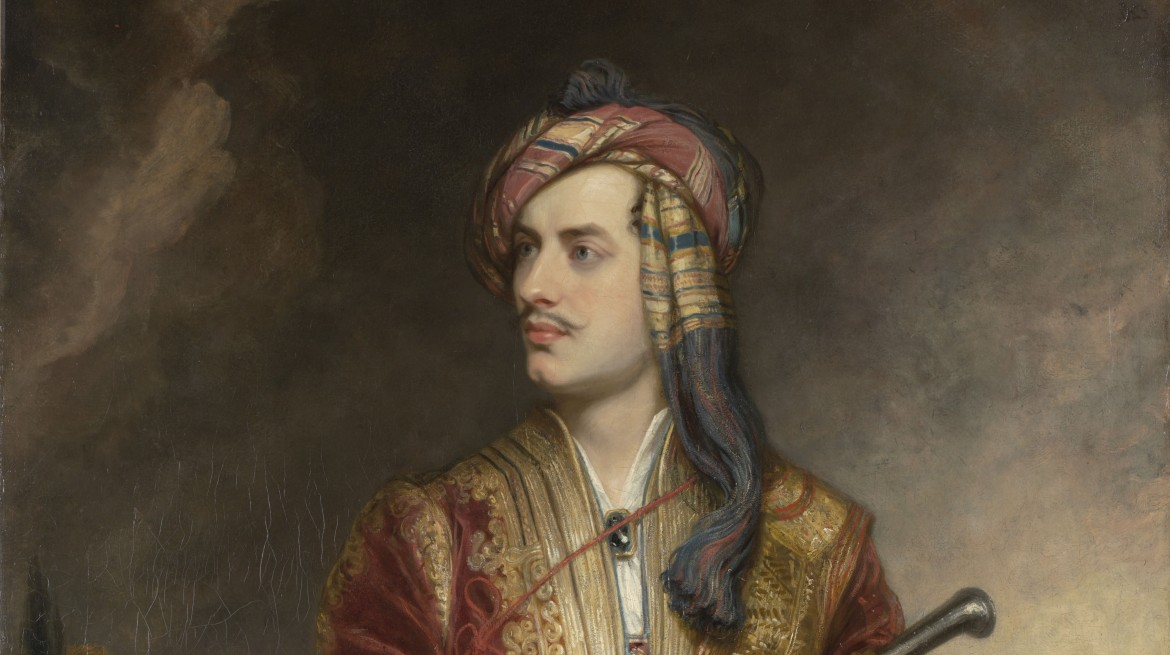 Lord Byron, Thomas Phillips