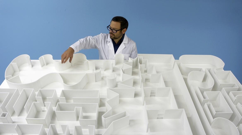 Pedro Reyes, Sanatorium, Museum of Hypothetical Lifetimes