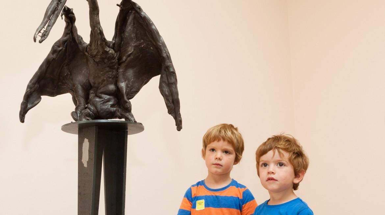 Francis Upritchard Children