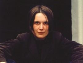 Sarah Lucas, Self Portrait with Skull