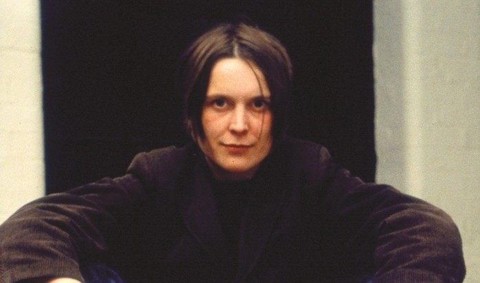 Sarah Lucas, Self Portrait with Skull