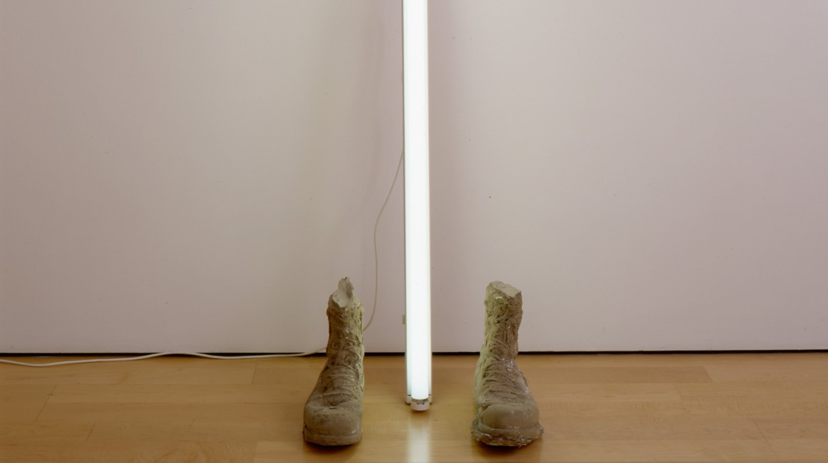 Sarah Lucas, Unknown Soldier