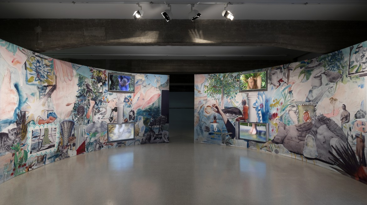 Laure Prouvost Installation