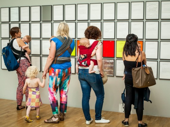 Whitechapel Gallery Crib Notes 1