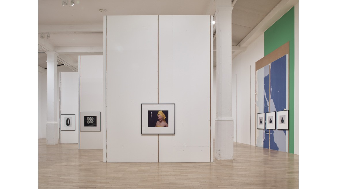Christopher Williams For Website 1 - The Production Line of Happiness, Gallery 1, Installation View 1