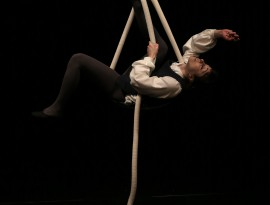 Corin Sworn, Max Mara Art Prize for Women. Production still, Photo Margaret Salmon