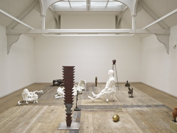 Mike Nelson selects from the V-A-C collection at Whitechapel Gallery. Installation view. Photo Stephen White