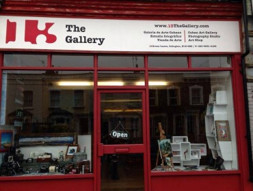 13 the gallery