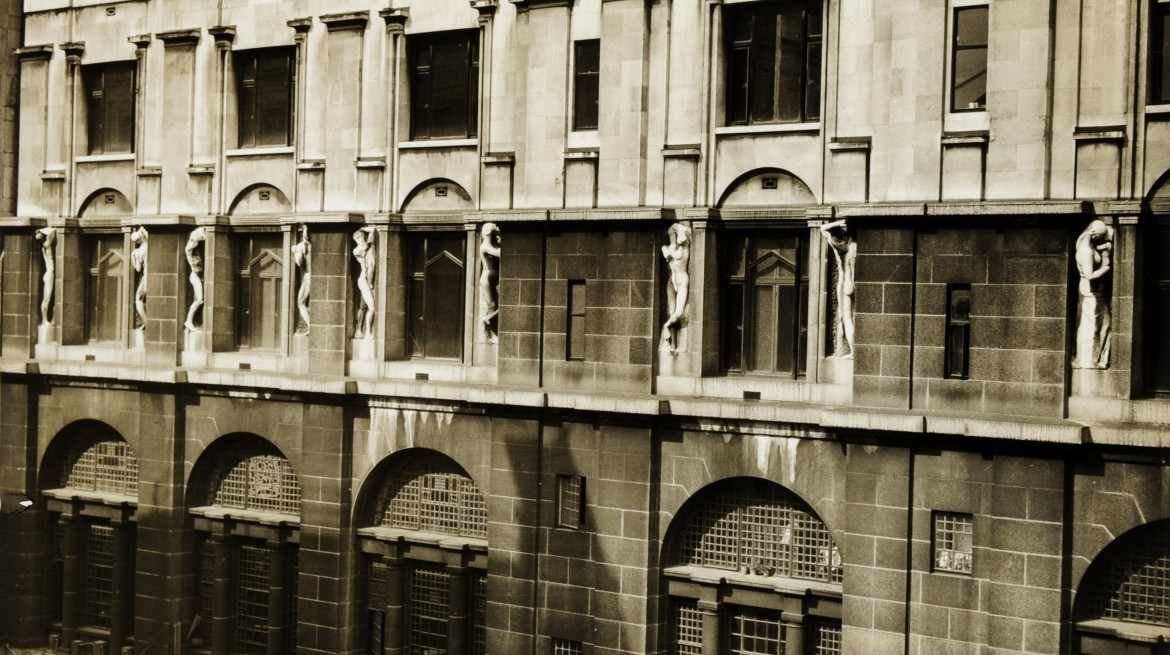 29Jan-Archive-Jacob Epstein, Sculptures for the British Medical Association Building, London (1907)