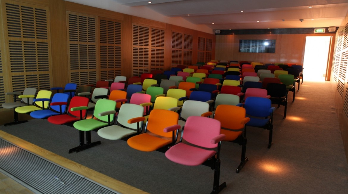 Zilkha Auditorium - Courtesy Whitechapel Gallery -med