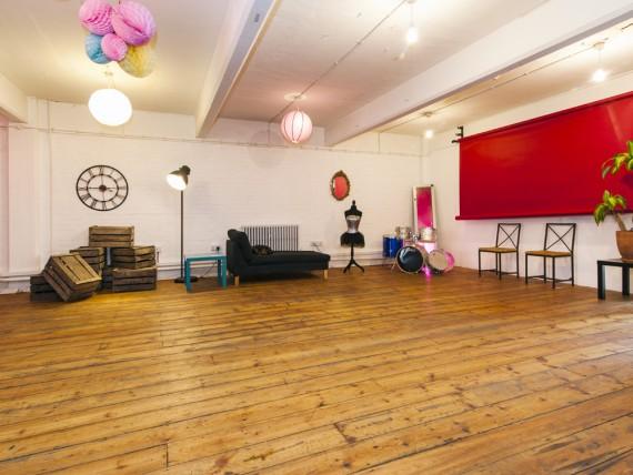 fourth floor studio