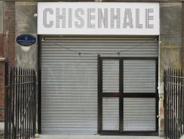 Chisenhale Gallery Front (2) 1