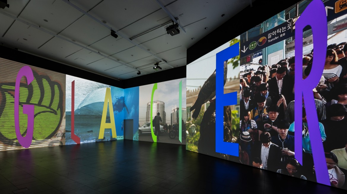 First Thursdays gallery Bloomberg Space