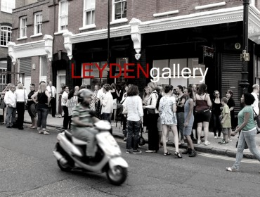 First Thursdays Gallery Leyden Gallery