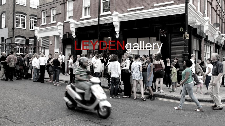 First Thursdays Gallery Leyden Gallery