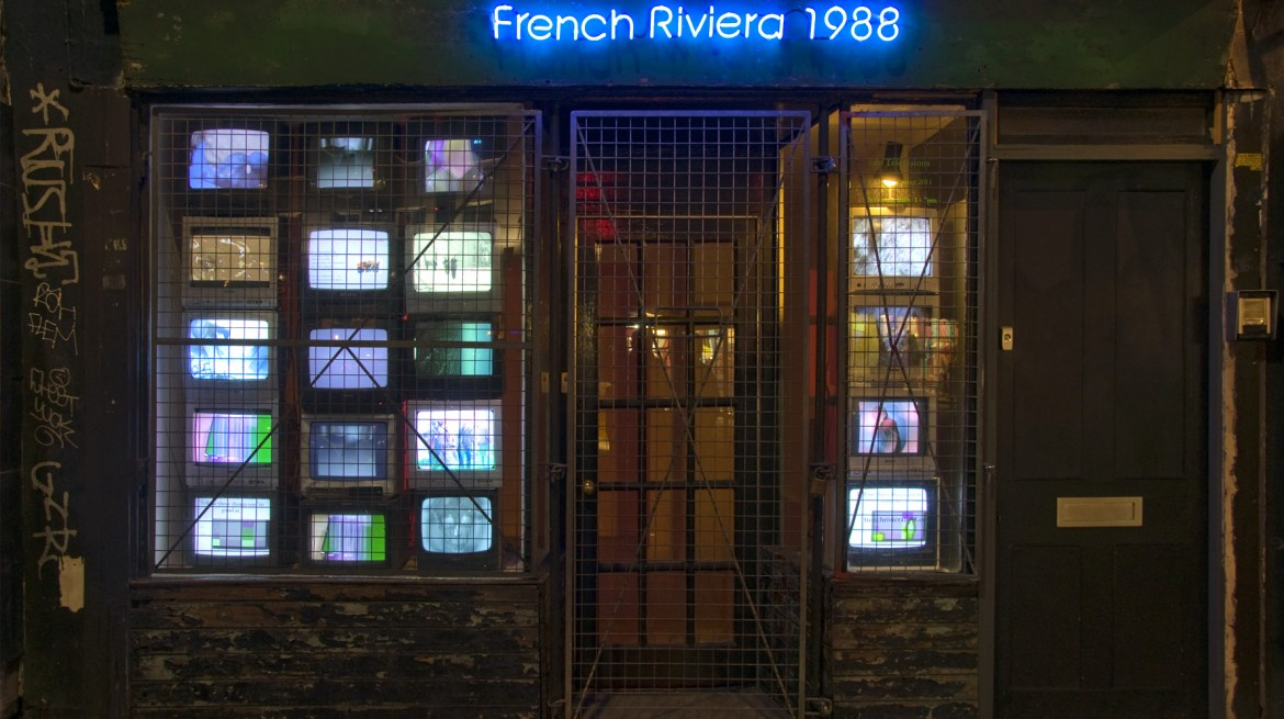 First Thursdays gallery French Riviera