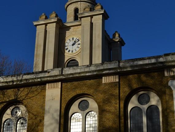 First Thursdays galley St John on Bethnal Green