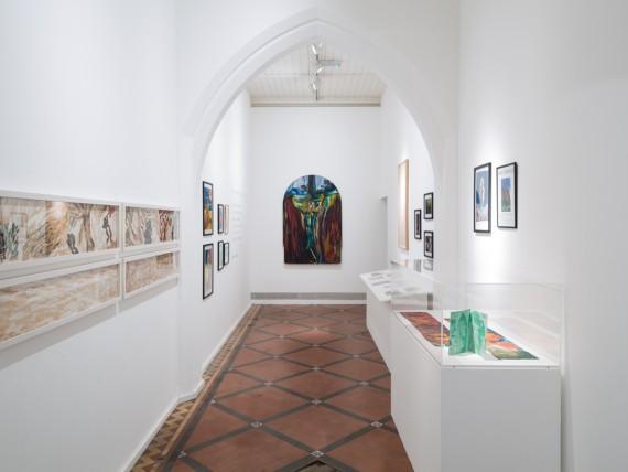 first thursdays nunnery gallery MaryBarnes@TheNunnery-Install16