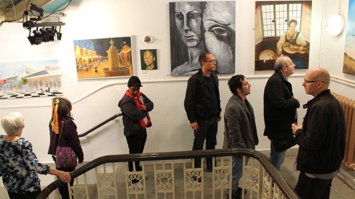 First Thursdays gallery Tower  Gallery
