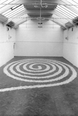 Richard Long_Upper gallery 71