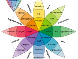 The Wheel of Emotions (non-fiction)