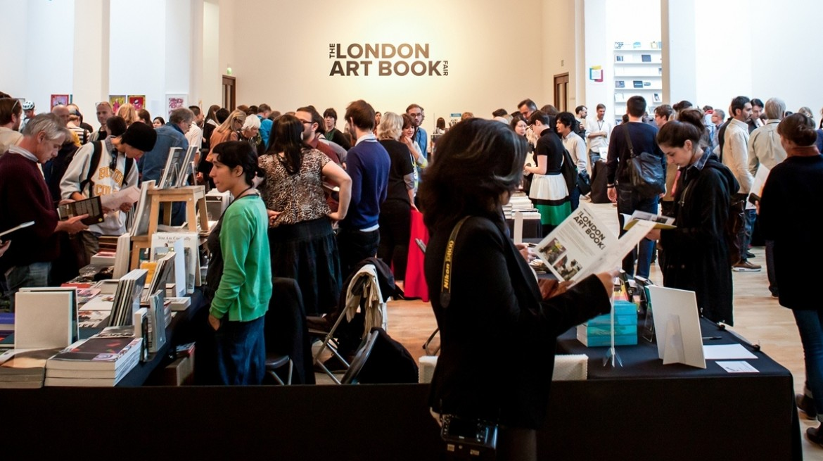 Image 1 - The London Art Book Fair at the Whitechapel Gallery