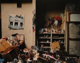 Francis Bacon's Studio 2.
