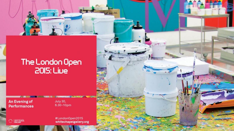 London Open Live 2015