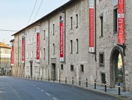 GAMeC, front of building