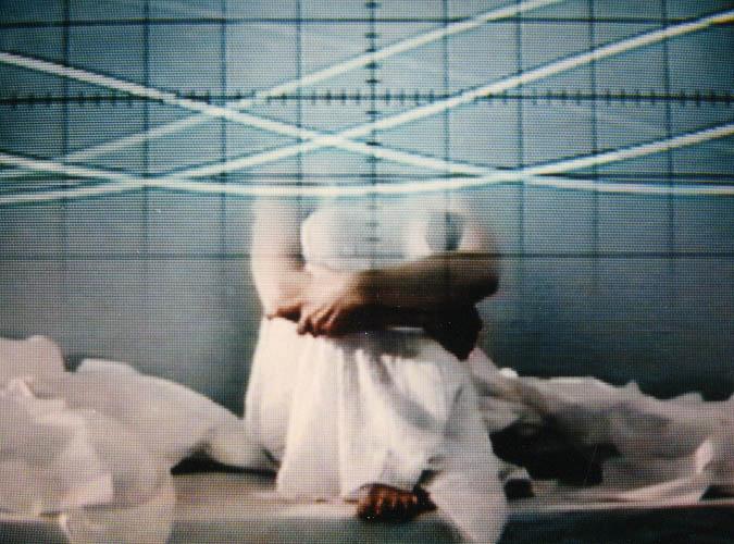 Lynn Hershman Leeson, Seduction of a Cyborg (1994) © Lynn Hershman Leeson.