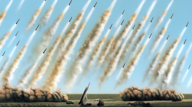 Oliver Laric, Versions (Missile Variations), 2010 sm