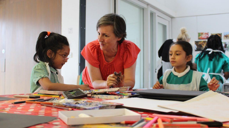 Edwina Ashton Schools Project Whitechapel Gallery