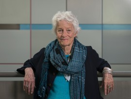 Joan Jonas at MIT Photo by L Barry Hetherington 2014