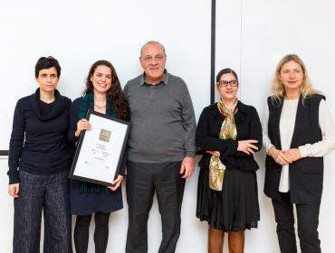 Whitechapel Gallery NEON Curatorial Award Winner 2016