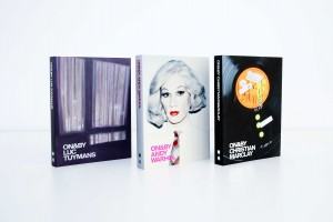 Warhol ON&BY Book Cover