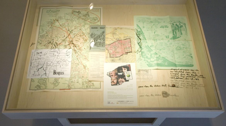 Michael Rakowitz, Iraq & United States Study for The Break Up - Maps, 2010-2012