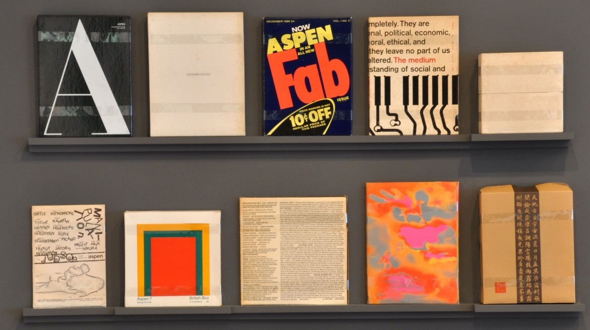 Whitechapel Gallery - Aspen Magazine
