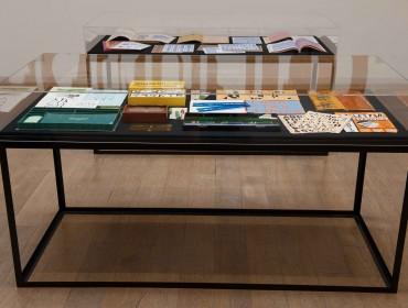 Fraser Muggeridge: Mimeographica Alphabetica Whitechapel Gallery ©Richard Eaton