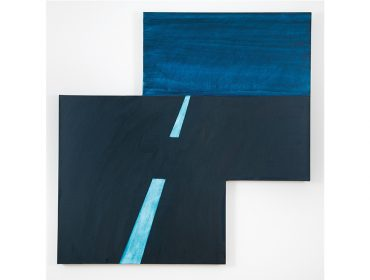 Mary Heilmann, Maricopa Highway, 2014 ©Mary Heilmann Photo credit: Marie Catalano, Courtesy of the artist, 303 Gallery, New York, and Hauser & Wirth