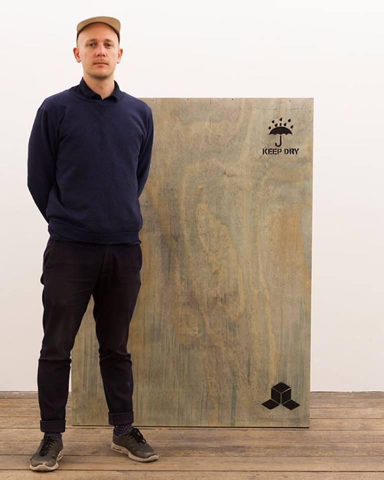 Jonas Lund Portrait