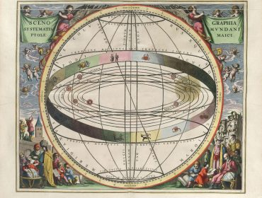 Alicja Kwade Scenographia Systematis Mundani Ptolemaici (Scenography of the Ptolemaic cosmography) 2016 Courtesy the artist