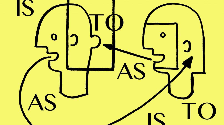 Ian Giles IsToAsIsTo_Yellow