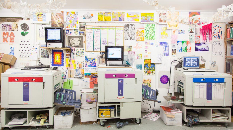 Hato Press at the Whitechapel Gallery
