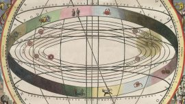 Alicja Kwade, SCENOGRAPHIA SYSTEMATIS MVNDANI PTOLEMAICI - Scenography of the Ptolemaic cosmography