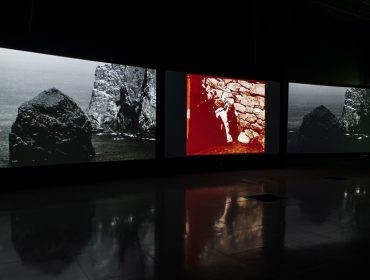 Shona Illingworth, Lesions in the Landscape. Installation View