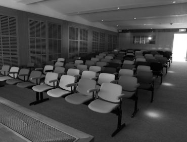 Event image – Zilkha Auditorium in the Whitechapel Gallery