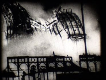 Image of Crystal Palace Burning